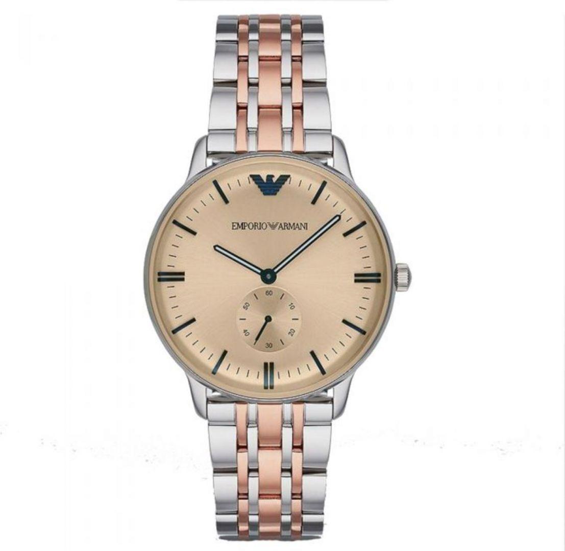 שעון יד אנלוגי לגבר emporio armani ar2070 אמפוריו ארמני