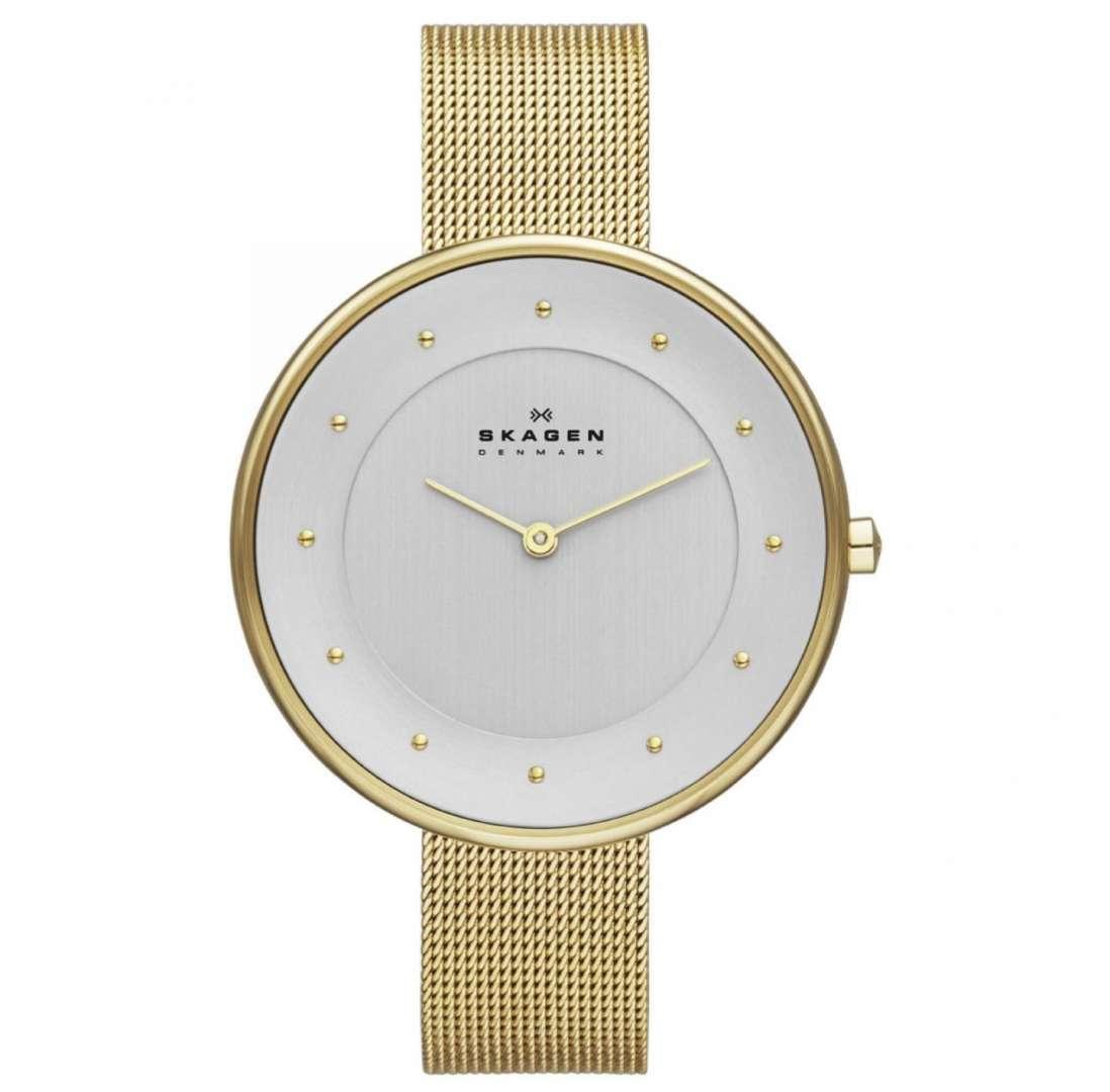 שעון יד אנלוגי skagen skw2141 סקאגן