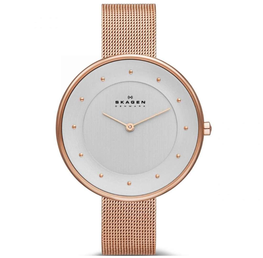 שעון יד אנלוגי skagen skw2142 סקאגן