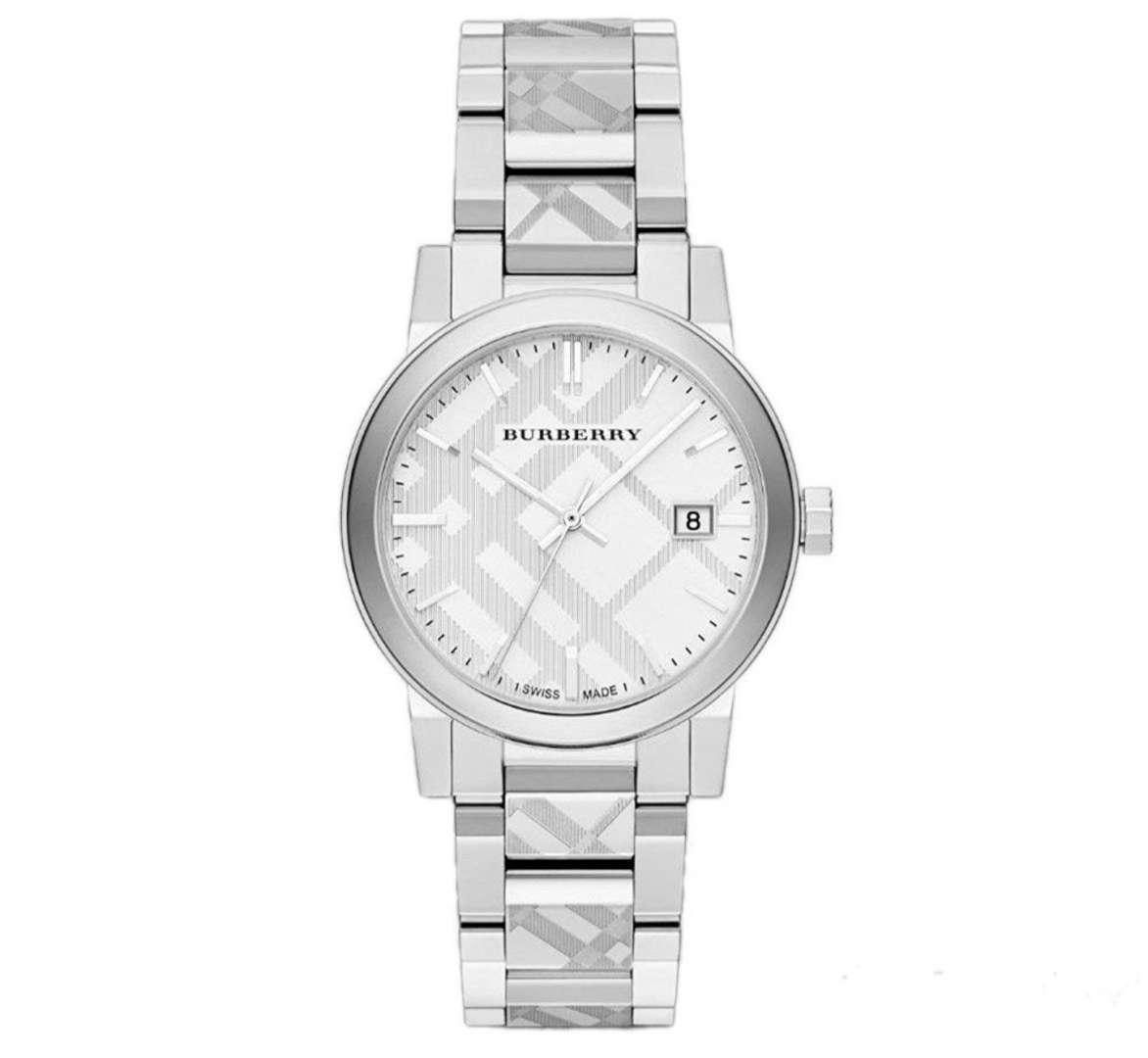 שעון יד אנלוגי burberry bu9037 ברברי