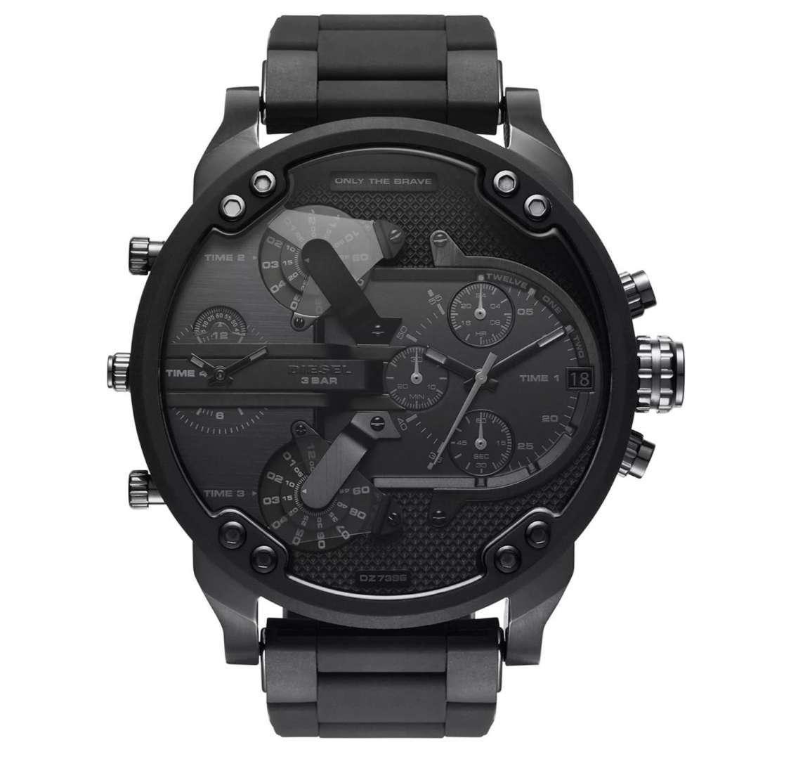 שעון יד אנלוגי דיזל דגם: diesel dz7396