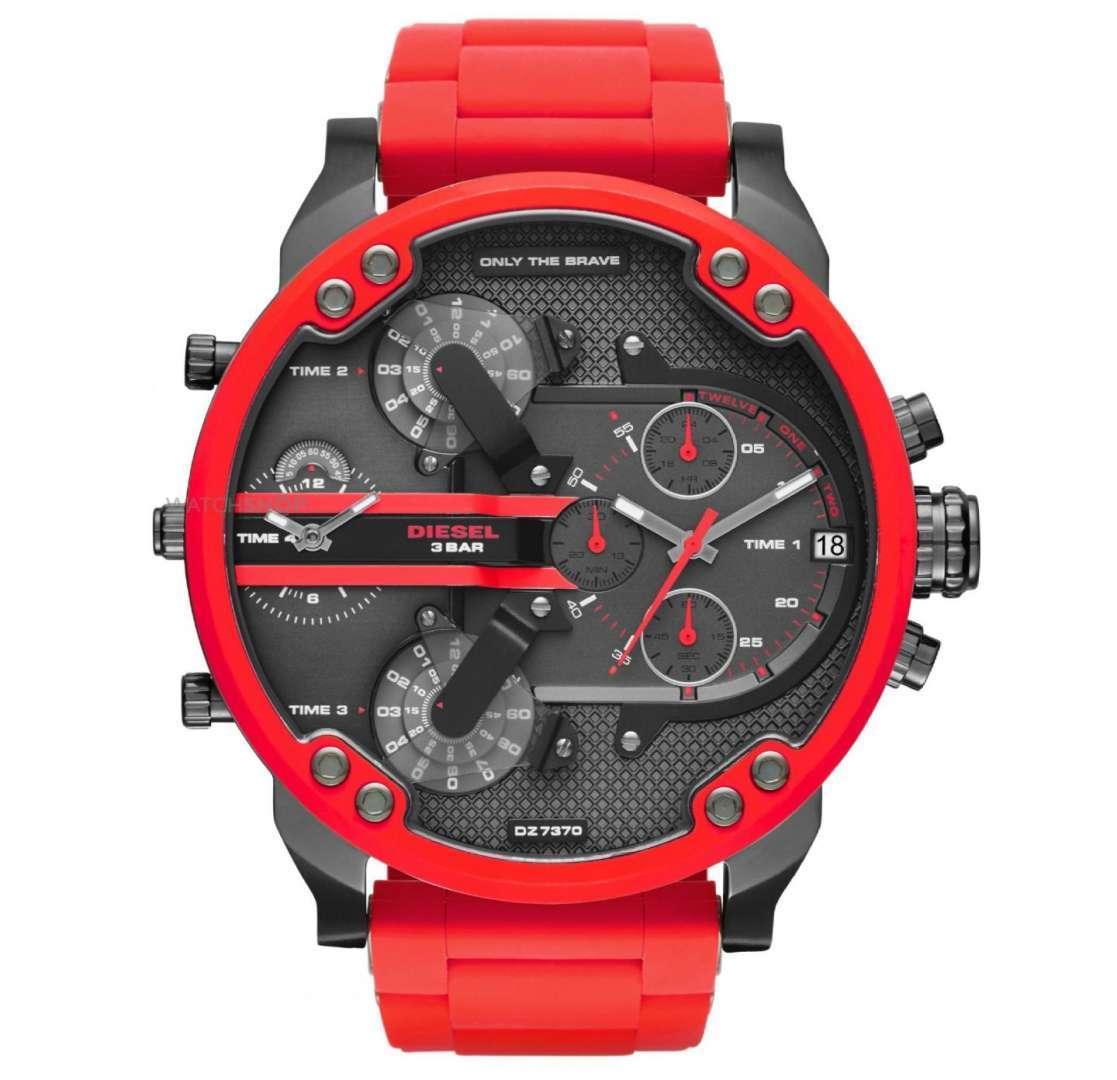 שעון יד אנלוגי דיזל דגם: diesel dz7370