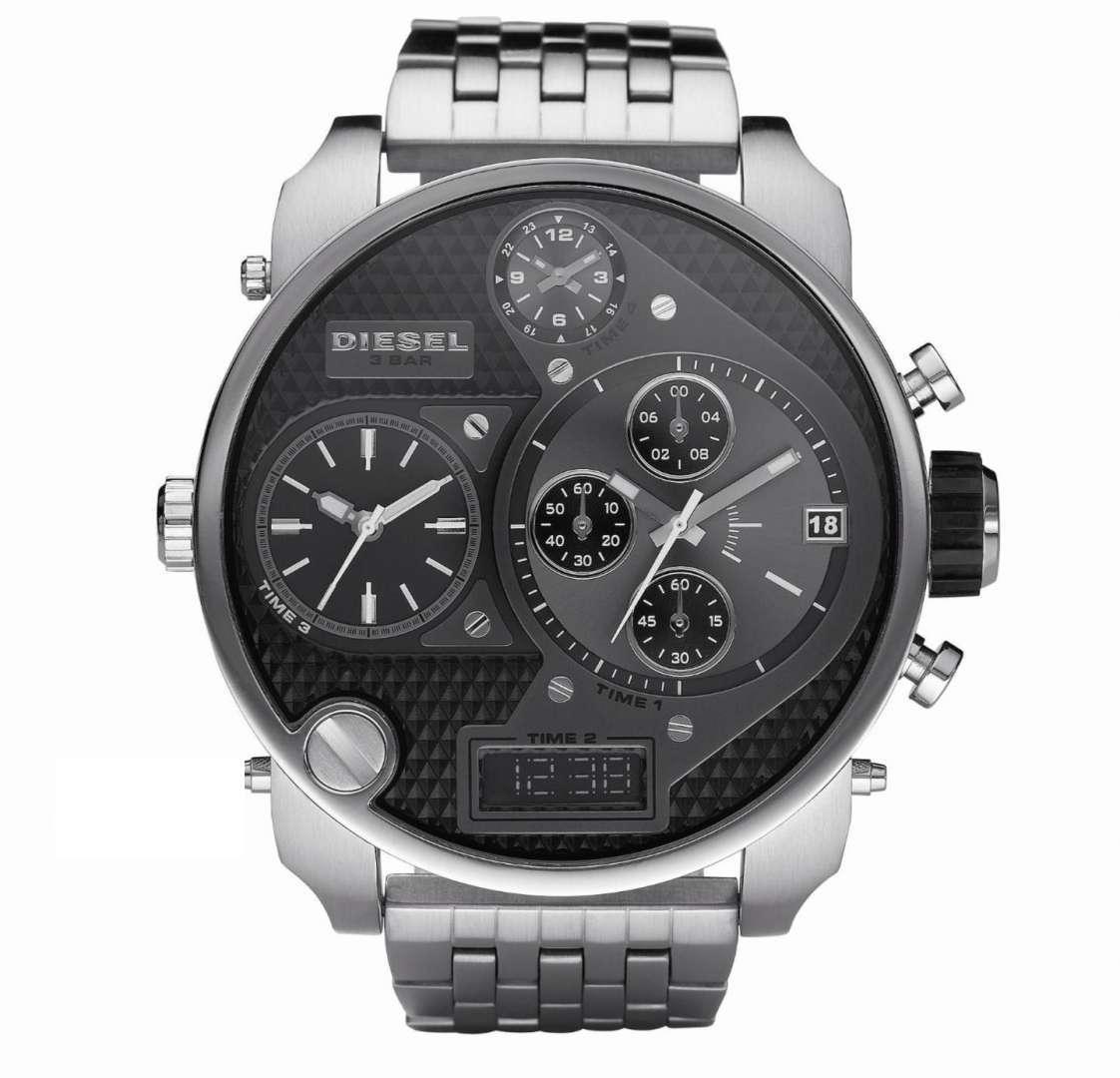 שעון יד אנלוגי דיזל דגם: diesel dz7221