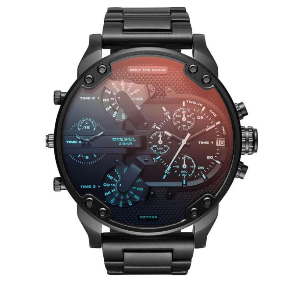 שעון יד אנלוגי דיזל דגם: diesel dz7395
