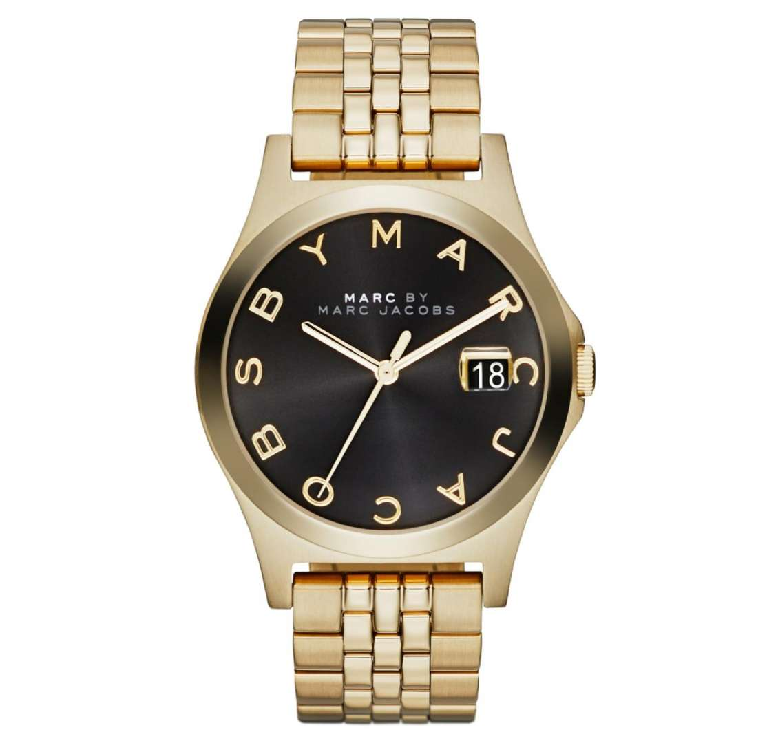 שעון יד אנלוגי mark jacobs דגם: mbm3315 מארק ג'ייקובס