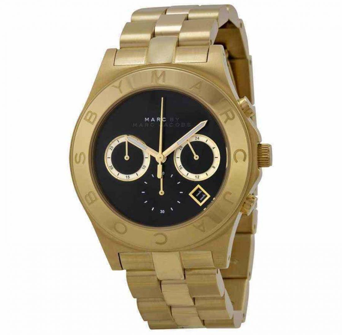 שעון יד אנלוגי mark jacobs דגם: mbm3309 מארק ג'ייקובס