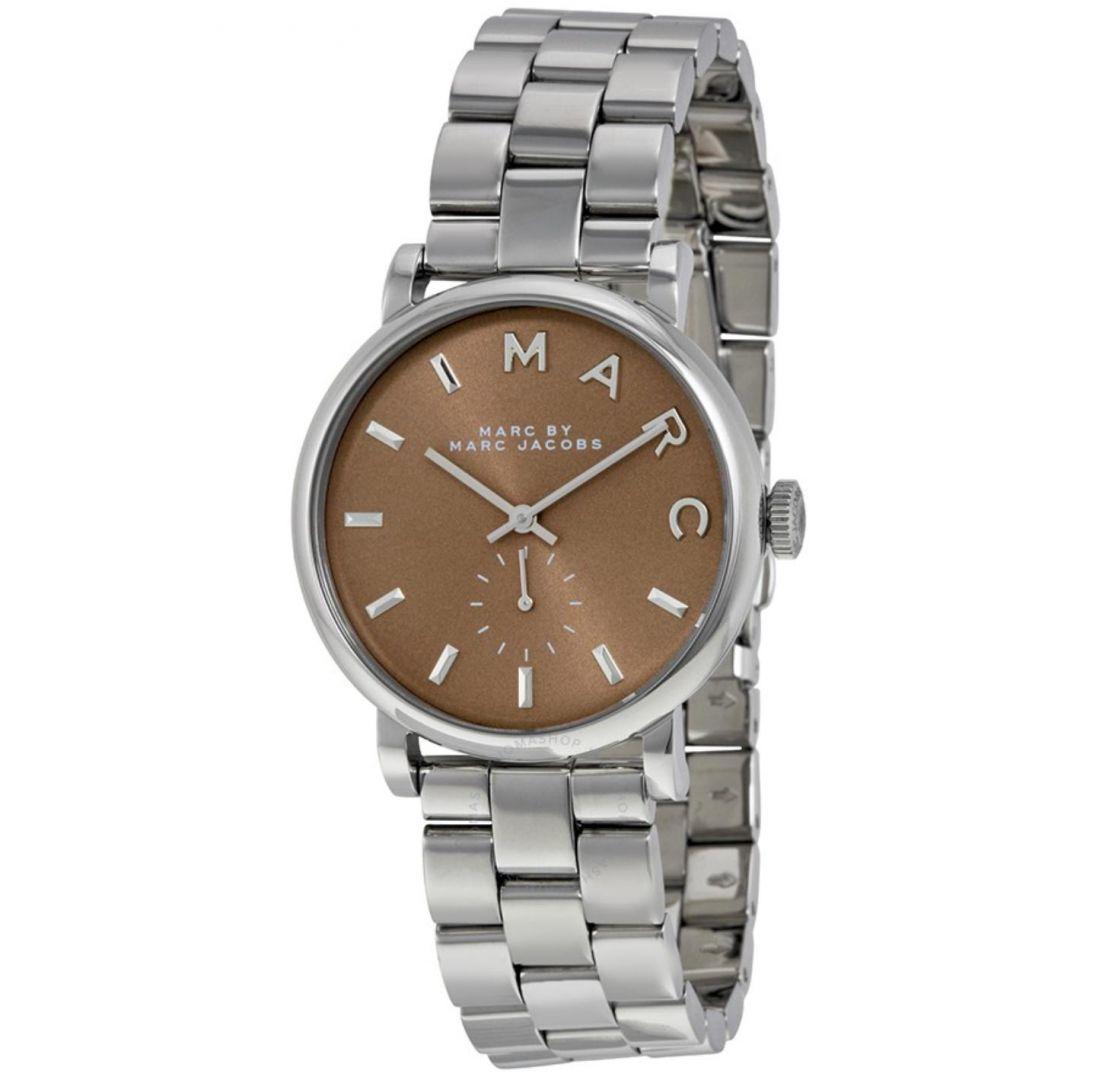 שעון יד אנלוגי mark jacobs דגם: mbm3329 מארק ג'ייקובס