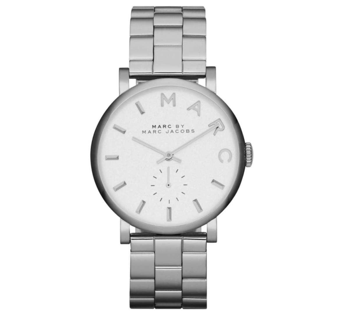 שעון יד אנלוגי mark jacobs דגם: mbm3242 מארק ג'ייקובס