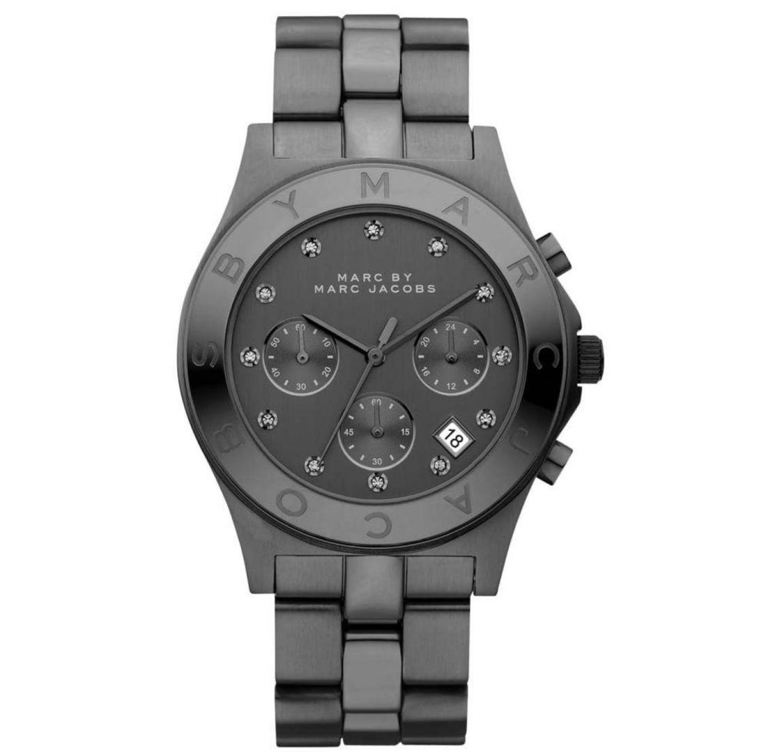 שעון יד אנלוגי mark jacobs דגם: mbm3103 מארק ג'ייקובס
