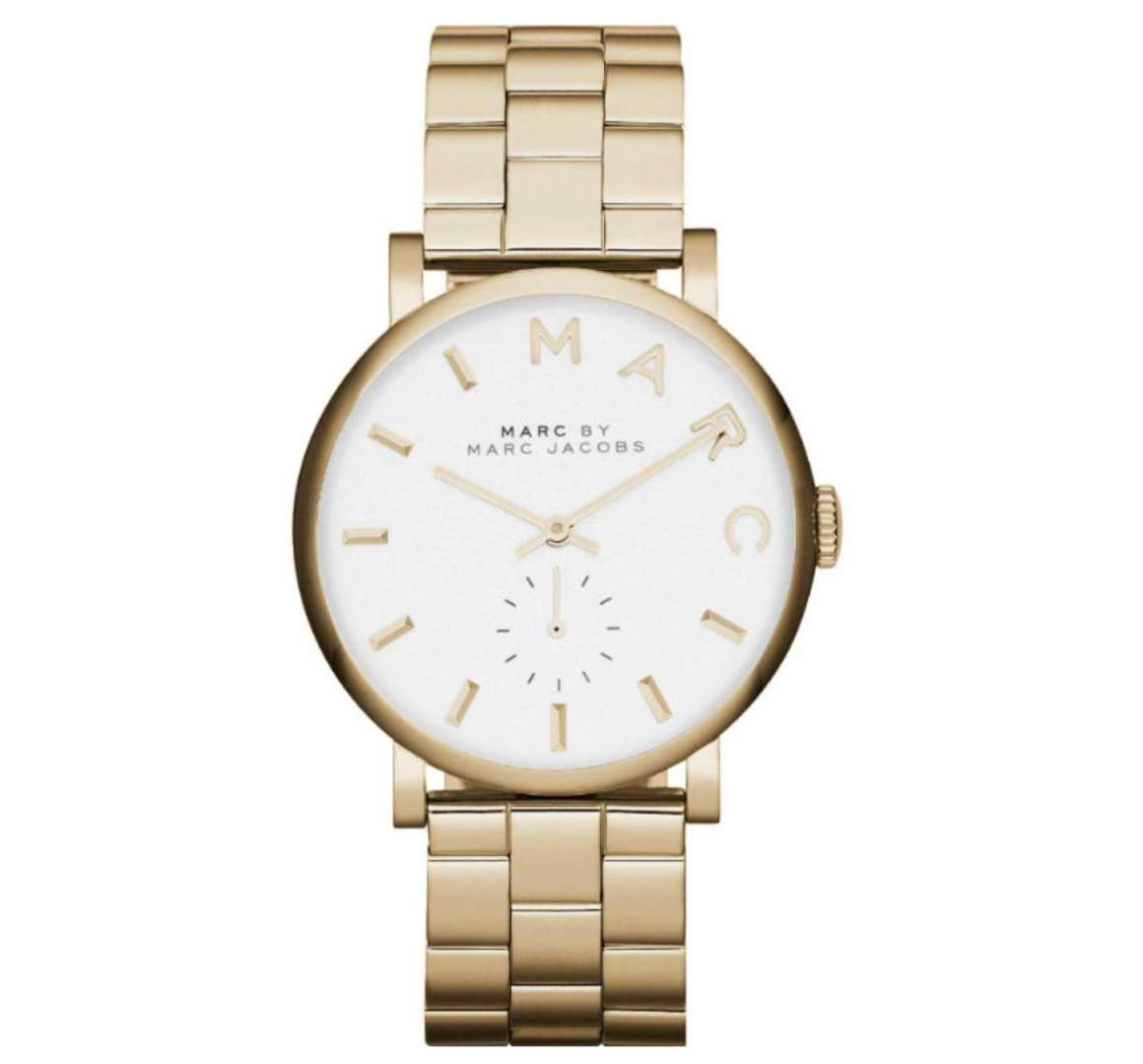 שעון יד אנלוגי mark jacobs דגם: mbm3243 מארק ג'ייקובס