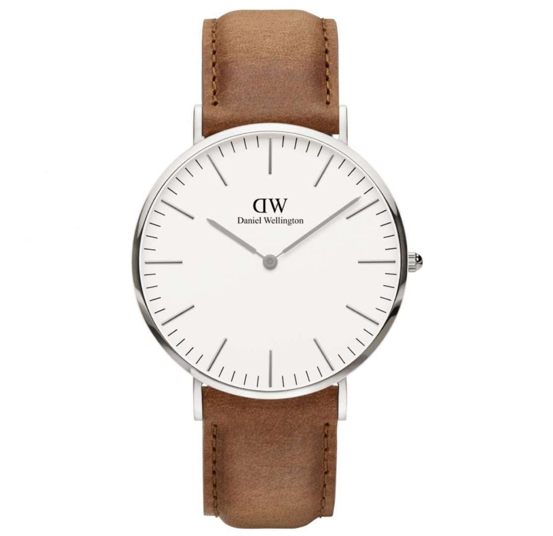 שעון יד אנלוגי daniel wellington dw00100110 דניאל וולינגטון