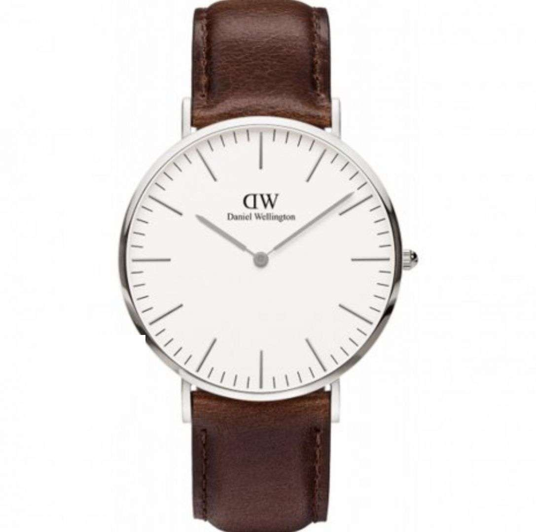 שעון יד אנלוגי לגבר daniel wellington 0209dw דניאל וולינגטון