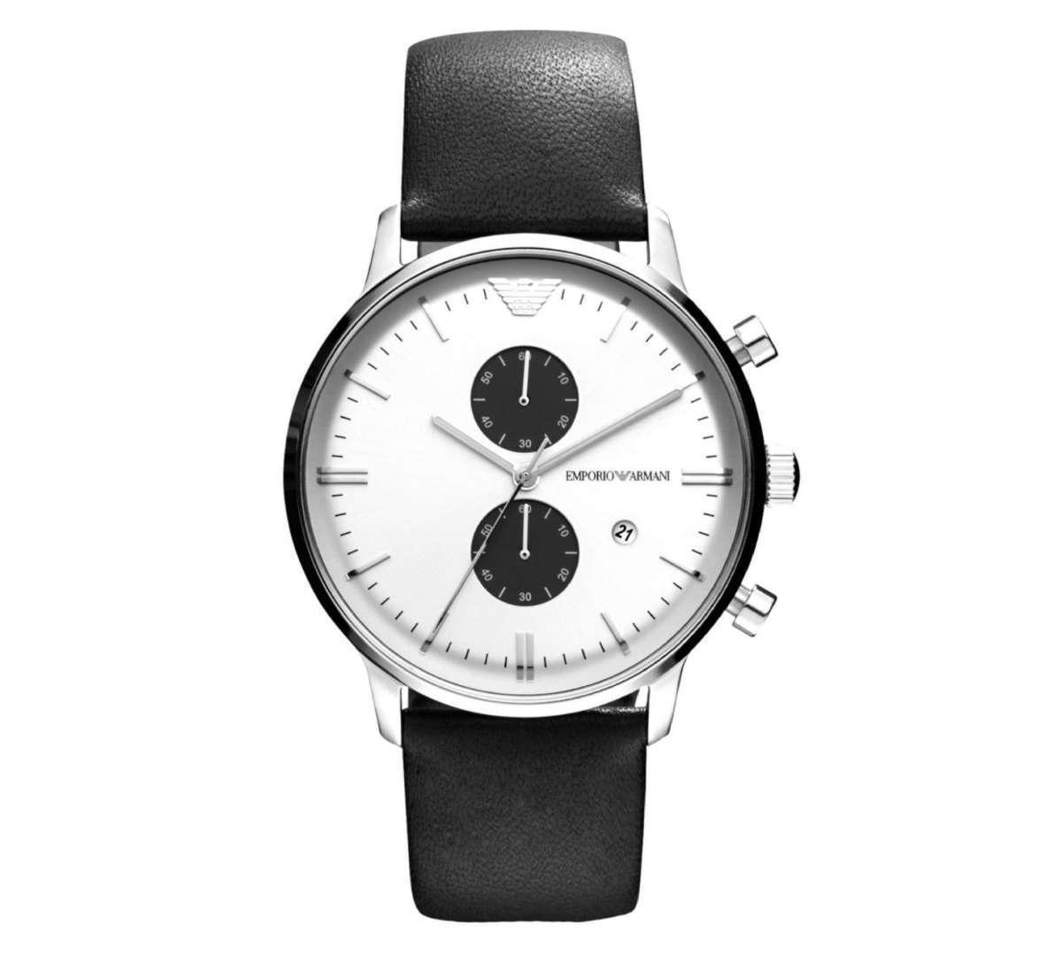 שעון יד אנלוגי לגבר emporio armani ar0385 אמפוריו ארמני