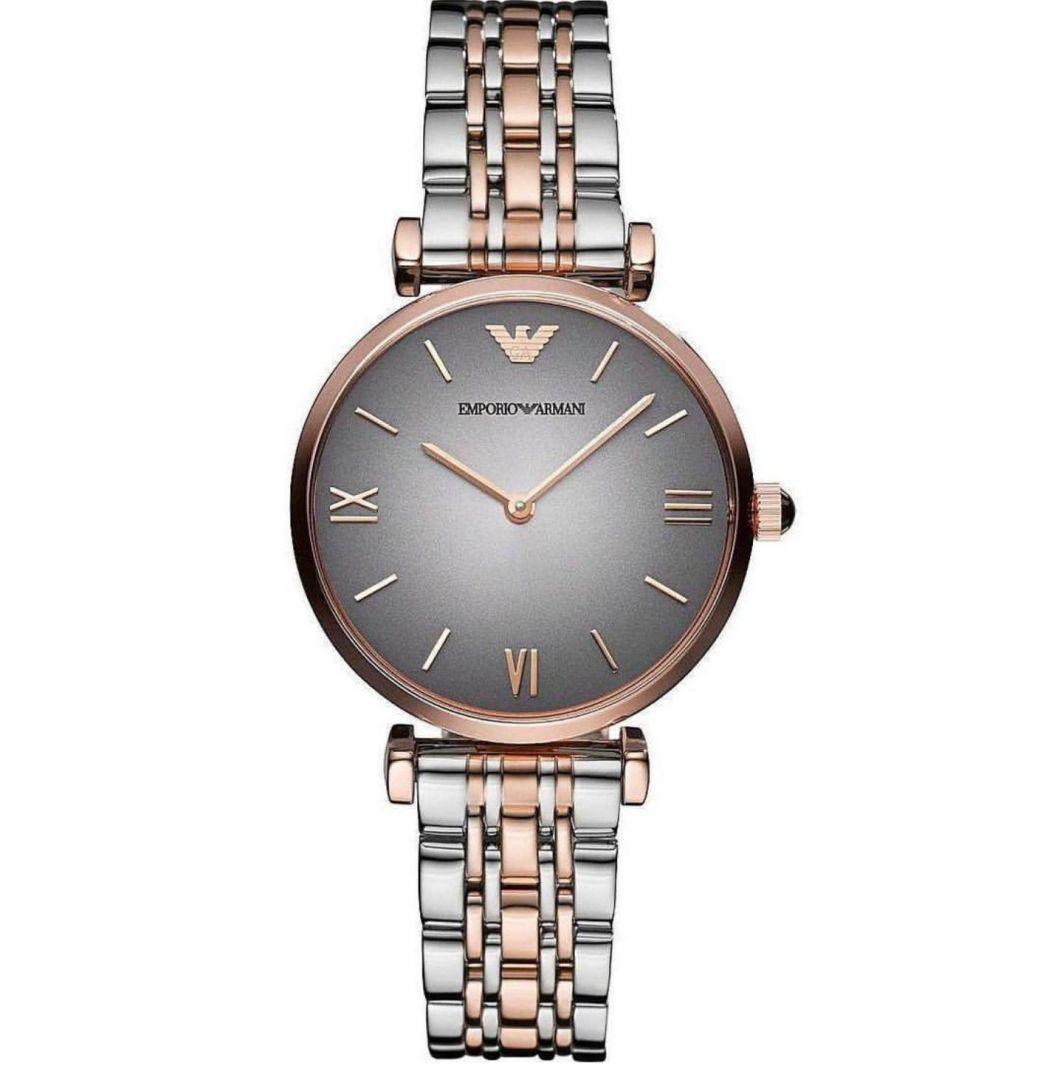 שעון יד אנלוגי לאישה emporio armani ar1725 אמפוריו ארמני