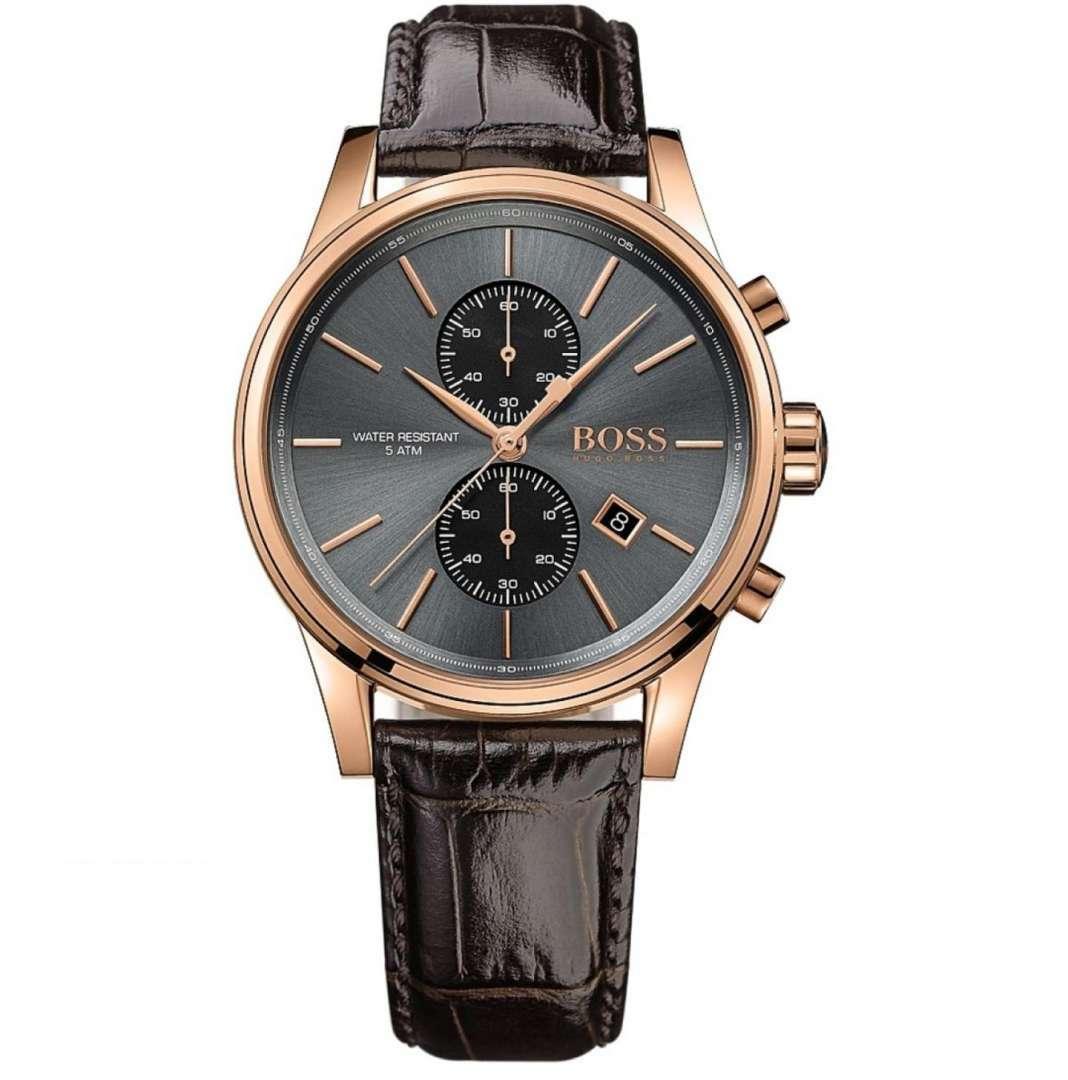 שעון יד אנלוגי לגבר hugo boss 1513281 הוגו בוס