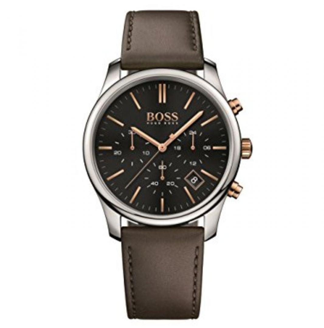 שעון יד אנלוגי לגבר hugo boss 1513448 הוגו בוס