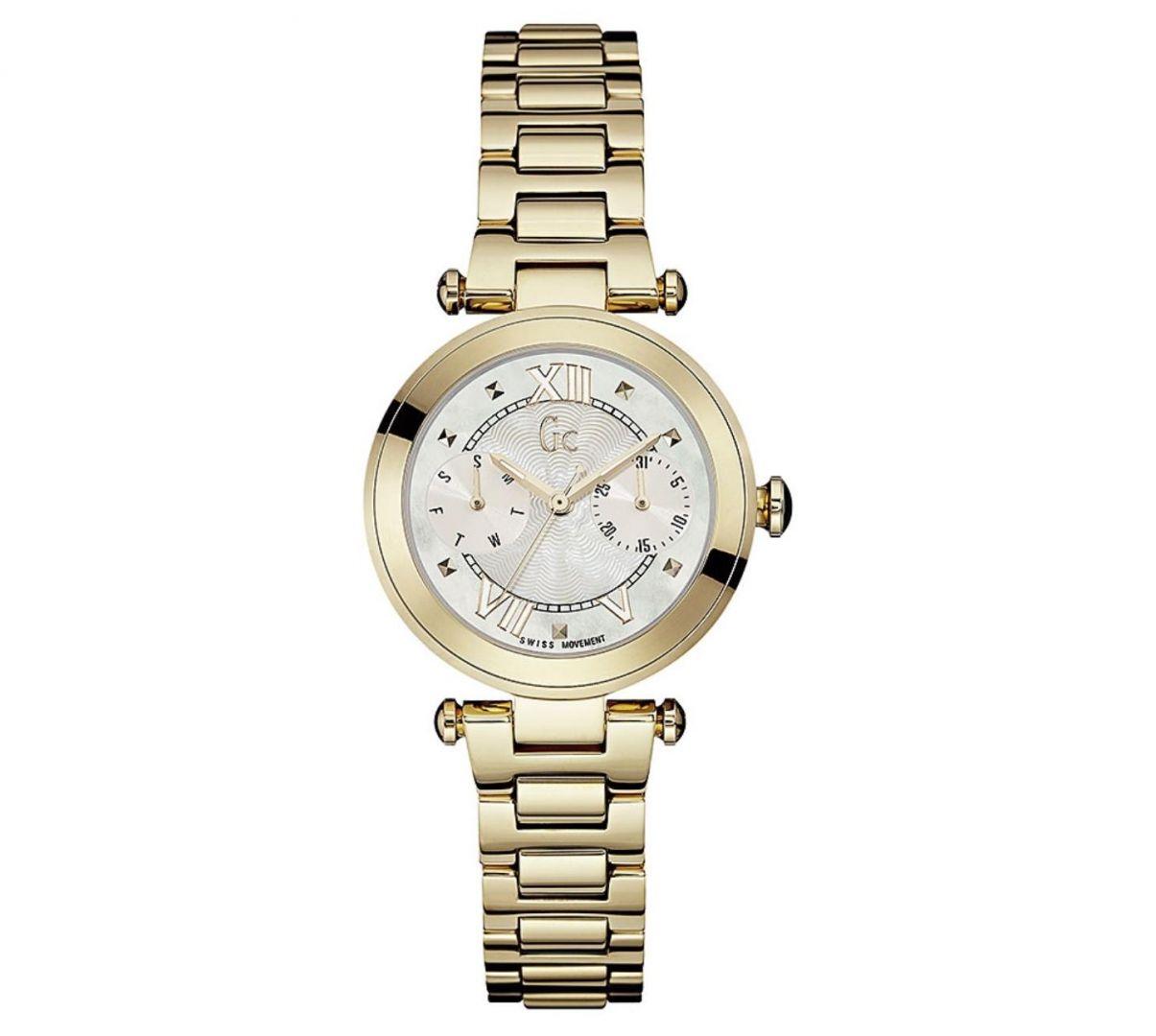 שעון יד אנלוגי דגם: gc Y06008L1 גס
