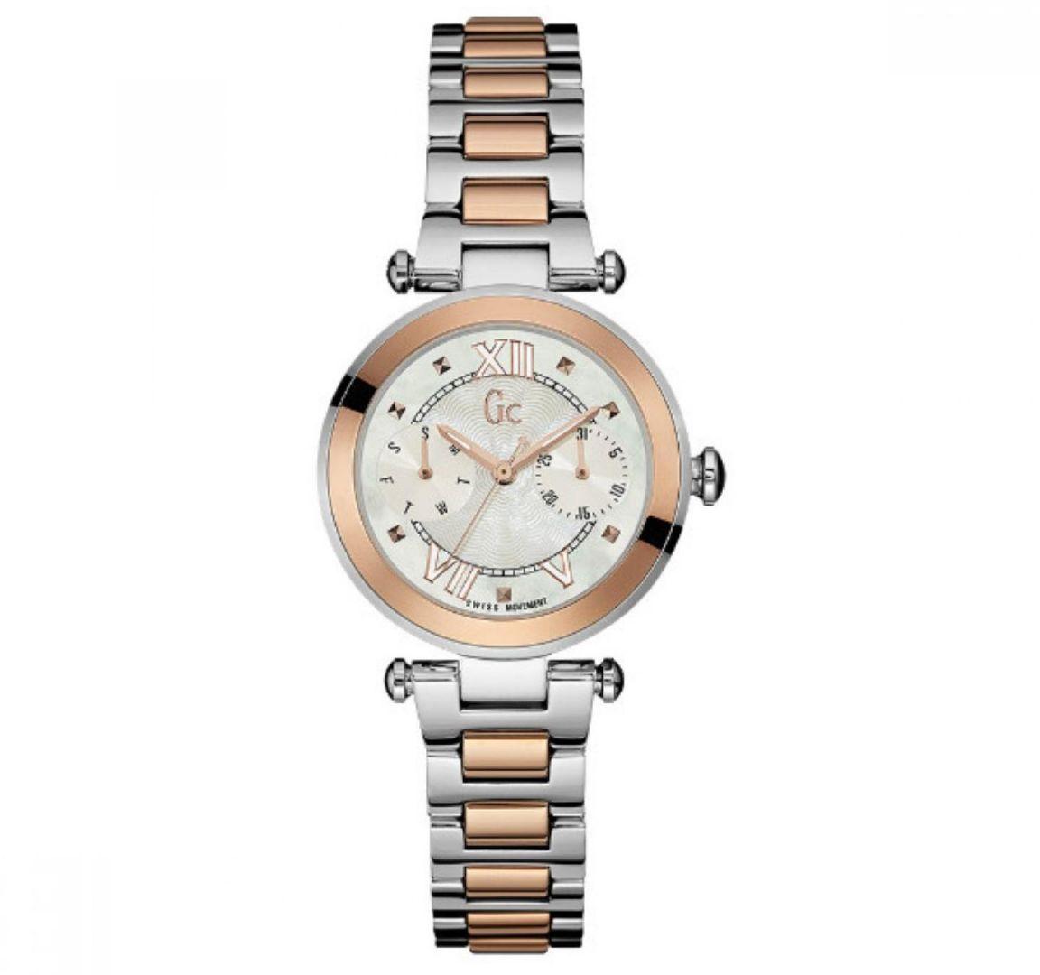שעון יד אנלוגי דגם: gc Y06002L1 גס