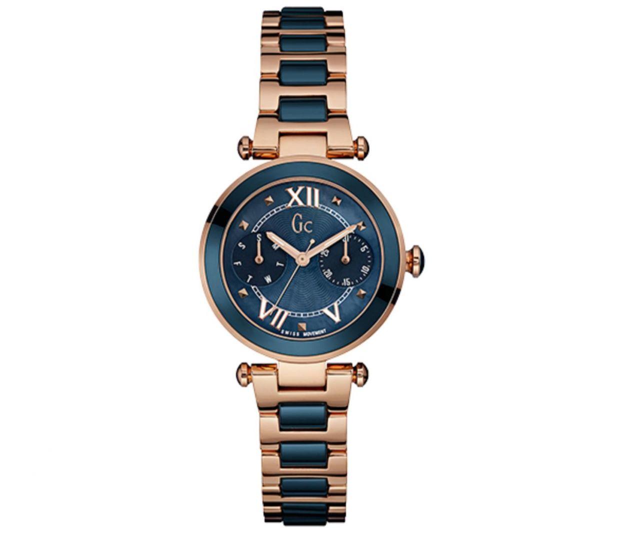 שעון יד אנלוגי דגם: gc Y06009L7 גס