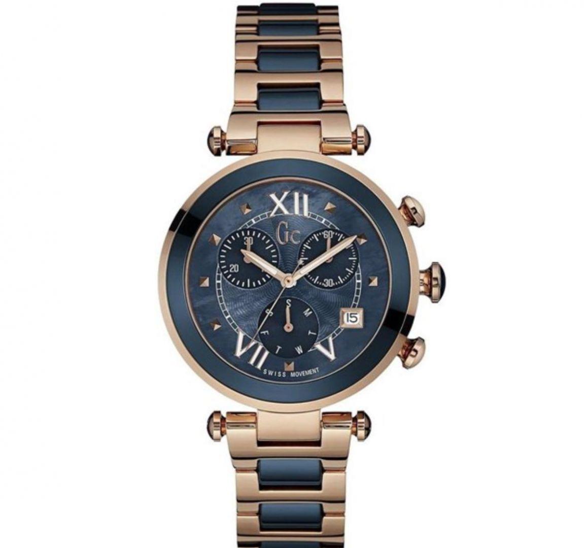 שעון יד אנלוגי דגם: gc Y05009M7 גס