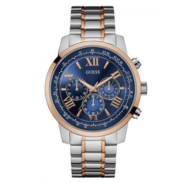 שעון יד אנלוגי דגם: guess W0379G7 גס