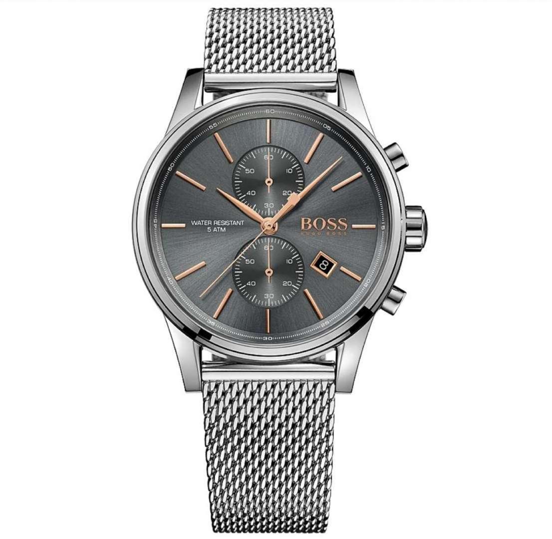 שעון יד אנלוגי לגבר hugo boss 1513440 הוגו בוס