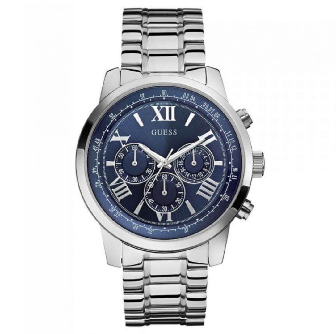שעון יד אנלוגי דגם: guess W0379G3 גס