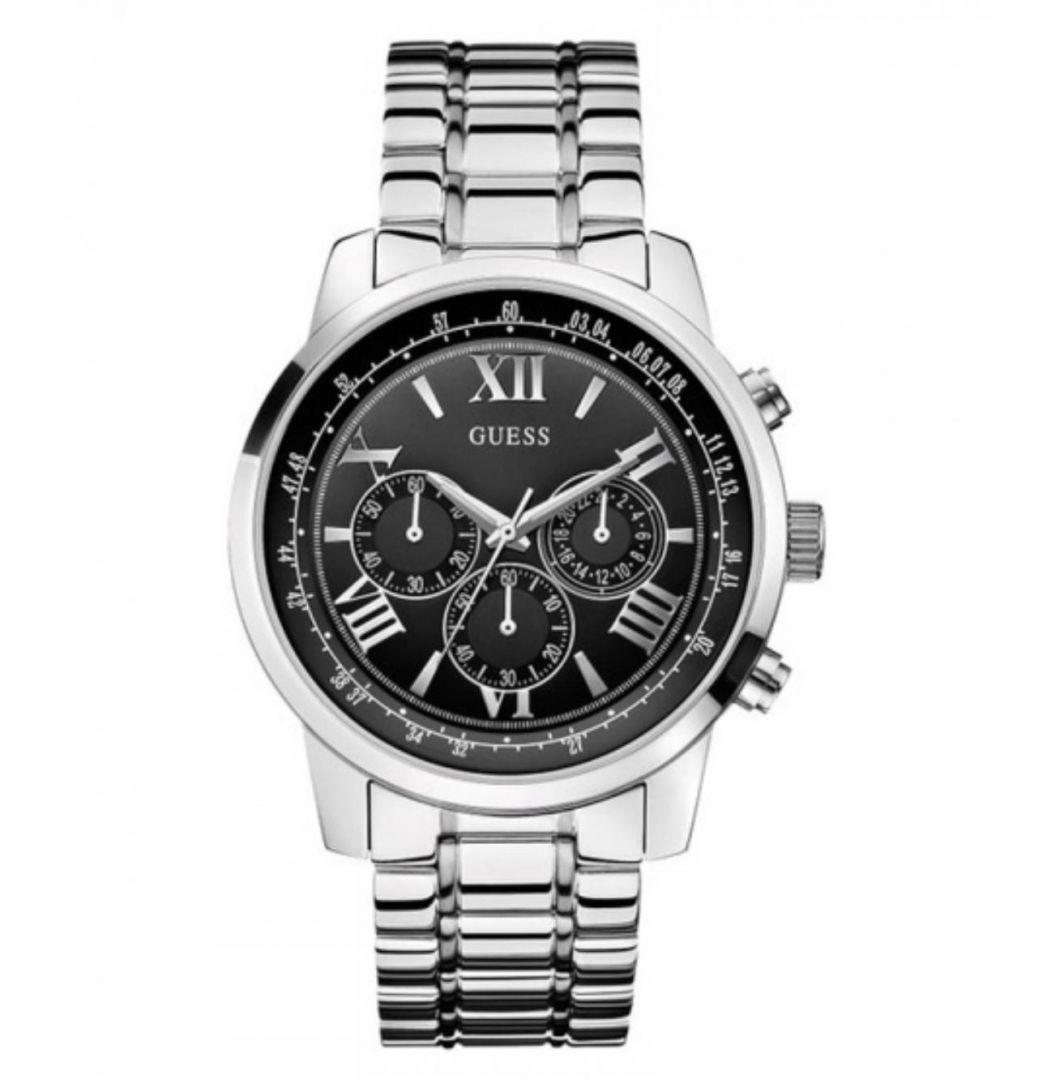 שעון יד אנלוגי דגם: guess W0379G1 גס