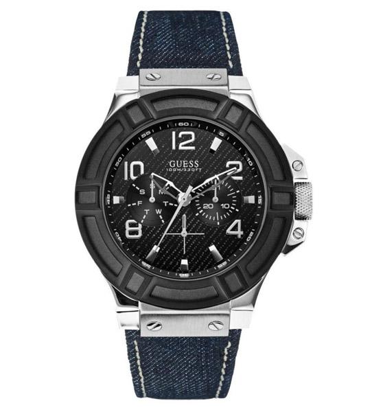 שעון יד אנלוגי דגם: guess W0040G9 גאס