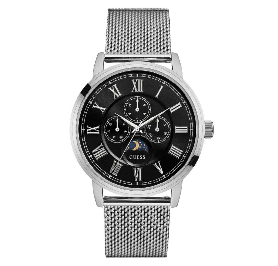 שעון יד אנלוגי דגם: guess W0871G1 גאס