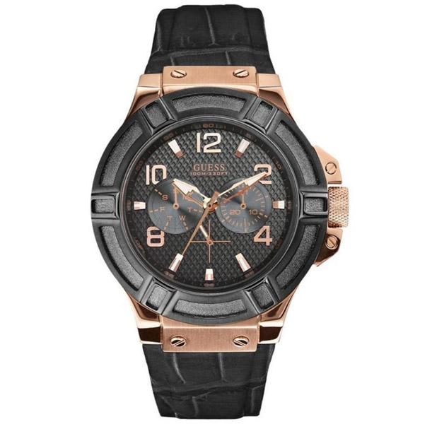 שעון יד אנלוגי דגם: guess W0040G5 גאס