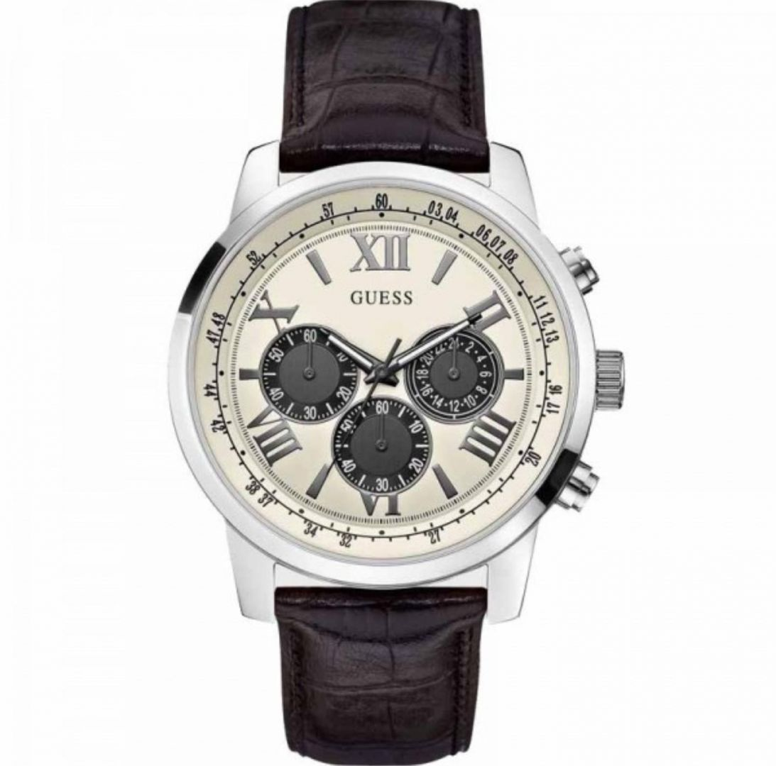 שעון יד אנלוגי דגם: guess W0380G1 גס