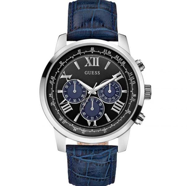 שעון יד אנלוגי דגם: guess W0380G3 גס