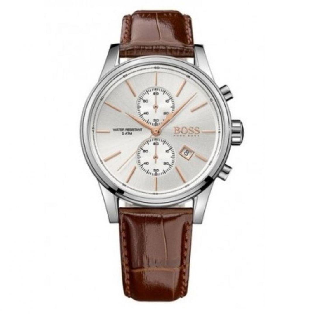 שעון יד אנלוגי לגבר hugo boss 1513280 הוגו בוס