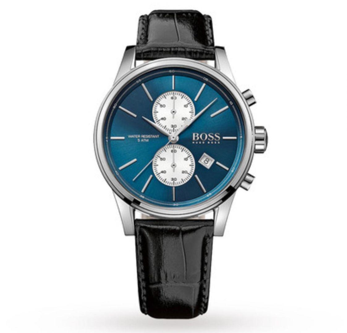 שעון יד אנלוגי לגבר hugo boss 1513283 הוגו בוס