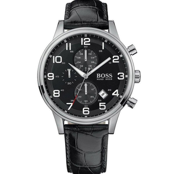 שעון יד אנלוגי לגבר hugo boss 1512448 הוגו בוס