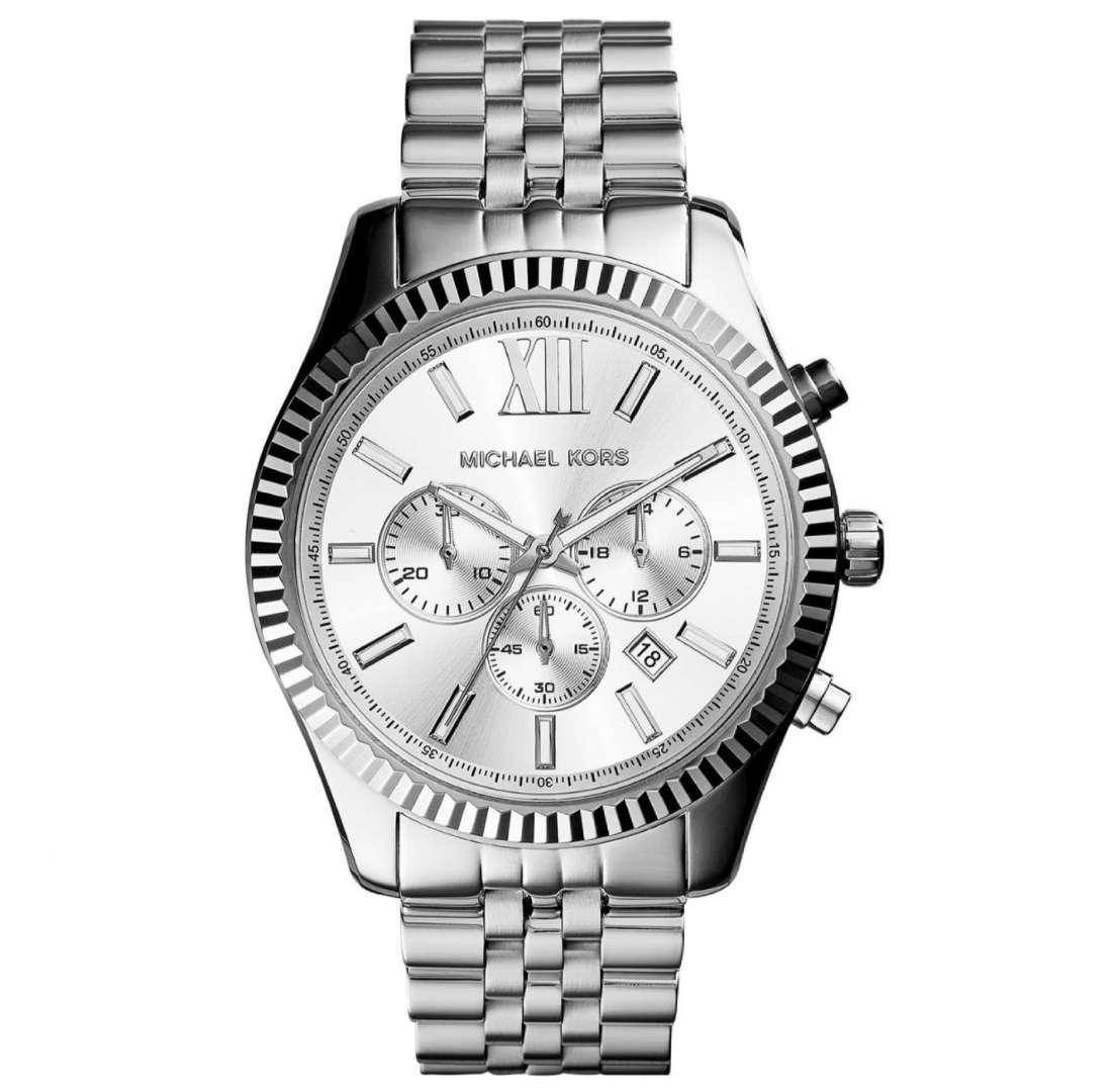 שעון יד אנלוגי לגבר michael kors mk8405 מייקל קורס