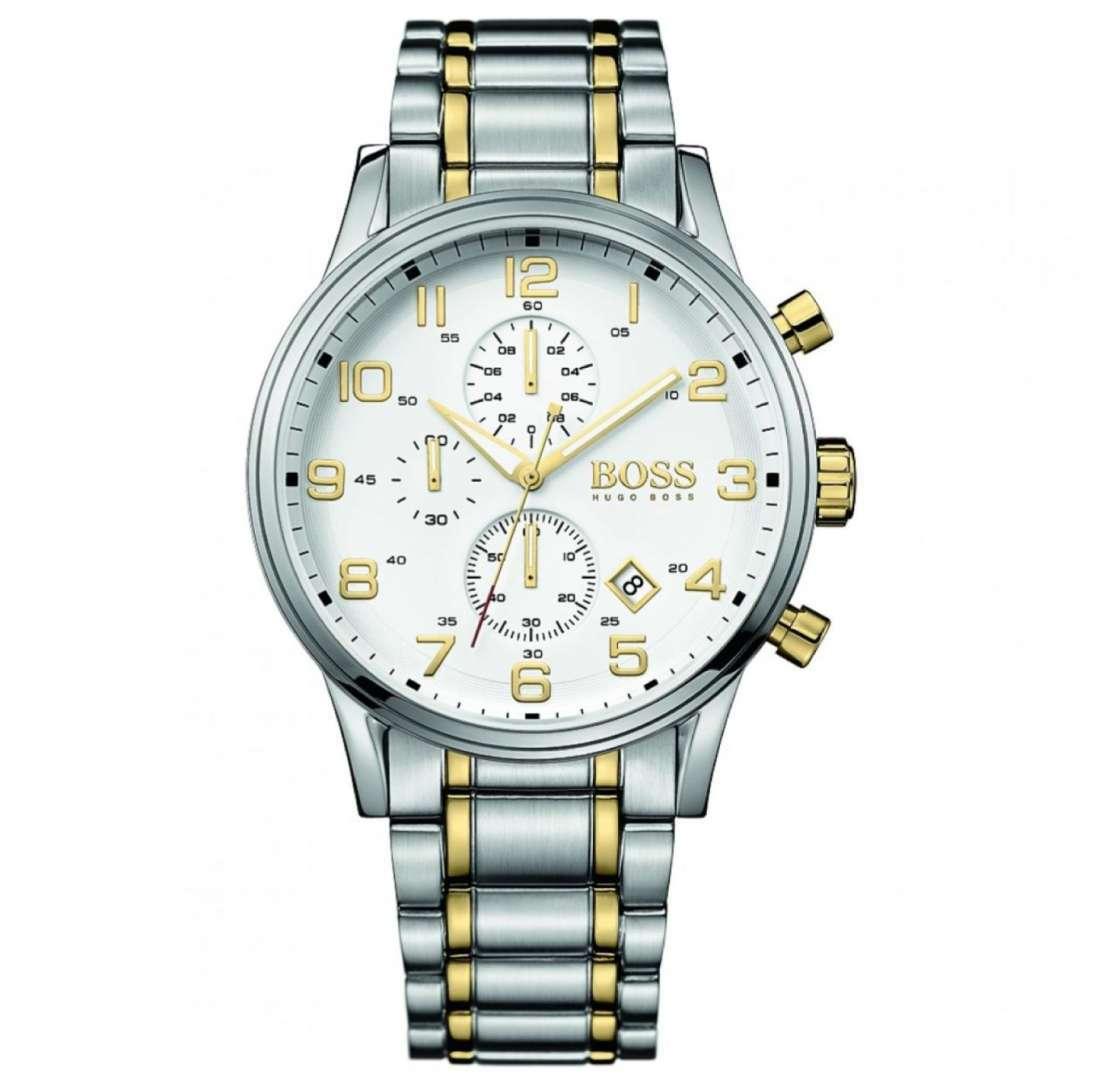 שעון יד אנלוגי לגבר hugo boss 1513236 הוגו בוס
