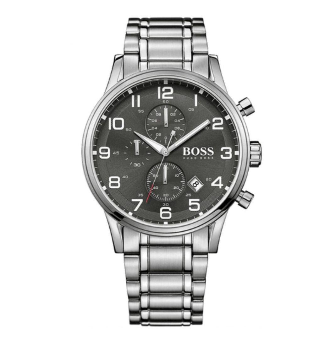 שעון יד אנלוגי לגבר hugo boss 1513181 הוגו בוס