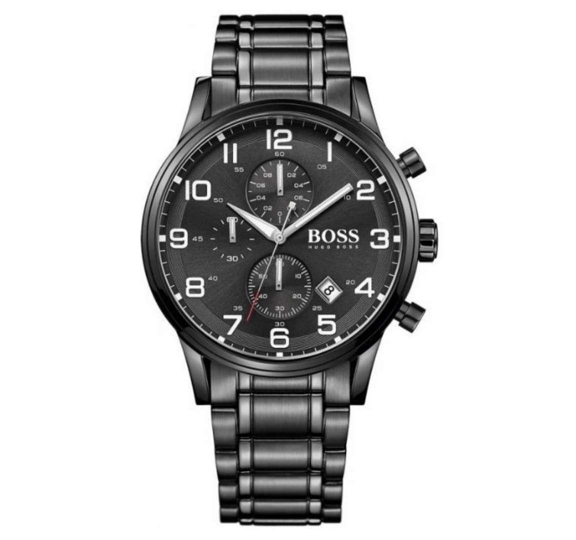 שעון יד אנלוגי לגבר hugo boss 1513180 הוגו בוס