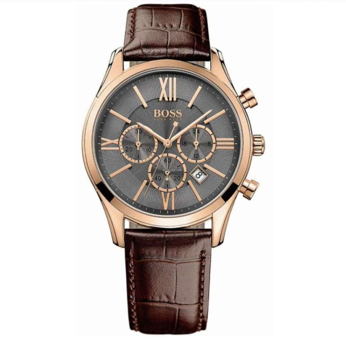 שעון יד אנלוגי לגבר hugo boss 1513198 הוגו בוס