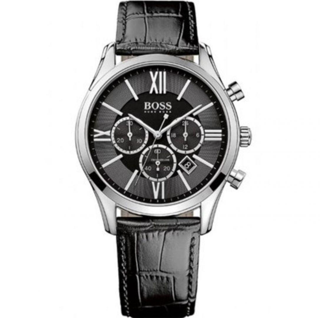 שעון יד אנלוגי לגבר hugo boss 1513194 הוגו בוס