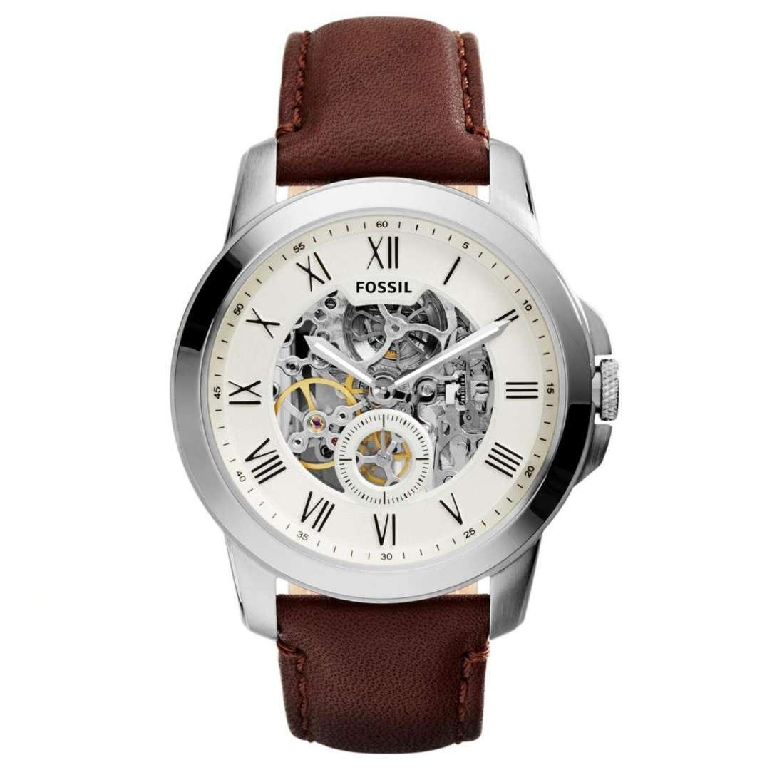 שעון יד אנלוגי fossil me3052 פוסיל