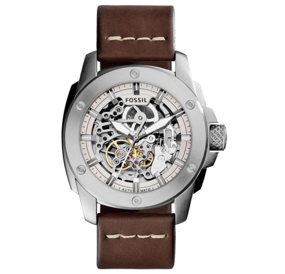 שעון יד אנלוגי fossil me3083 פוסיל