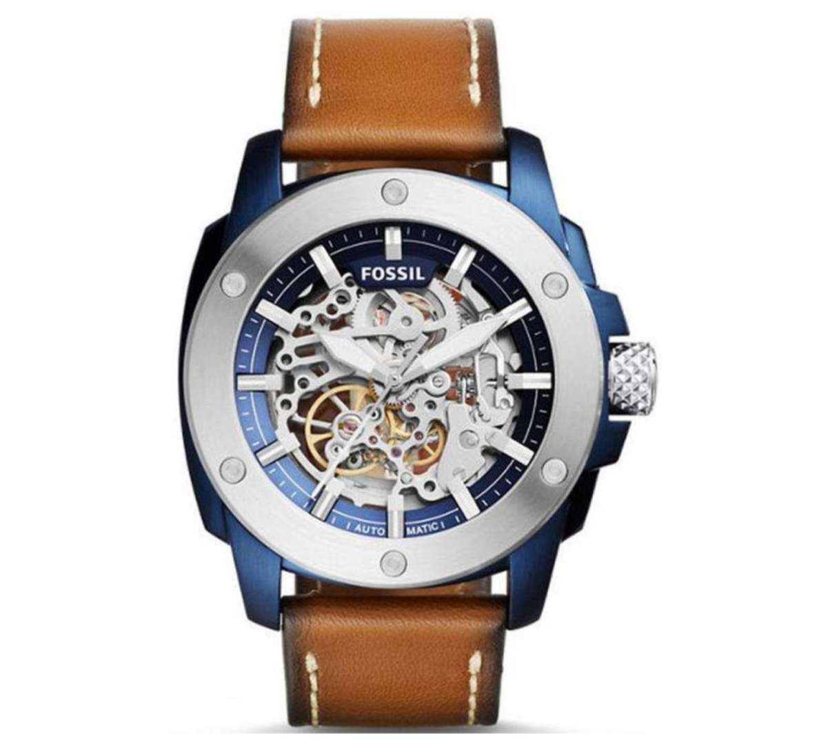 שעון יד אנלוגי fossil me3135 פוסיל