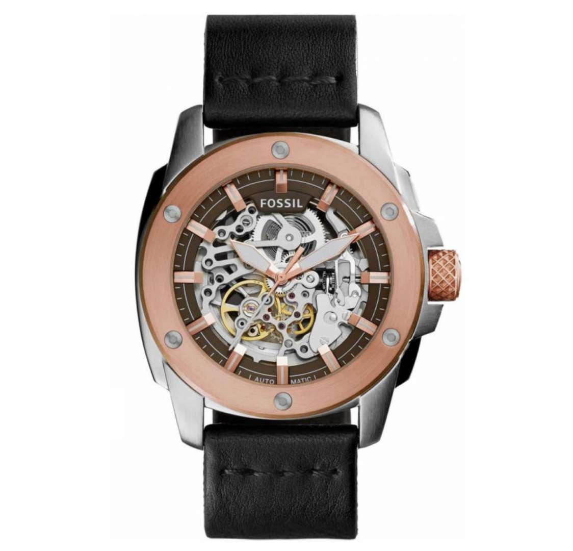 שעון יד אנלוגי fossil me3082 פוסיל