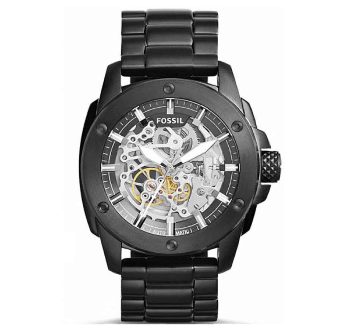 שעון יד אנלוגי fossil me3080 פוסיל