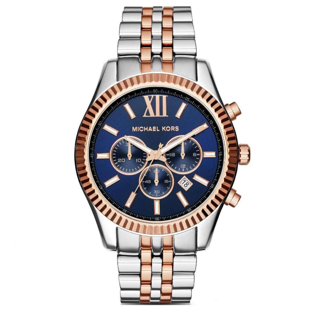 שעון יד אנלוגי לגבר michael kors mk8412 מייקל קורס