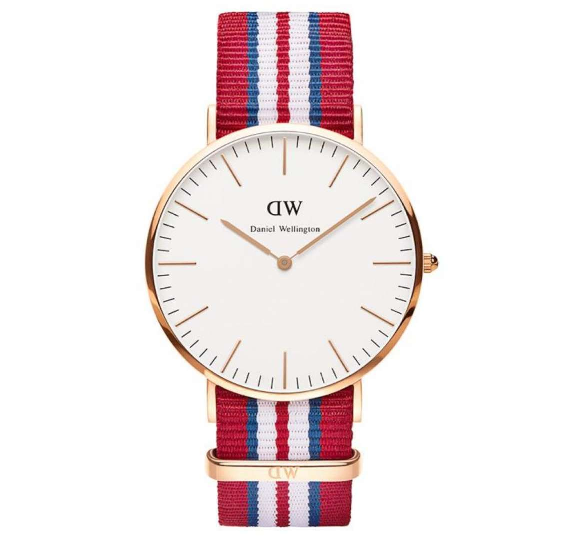 שעון יד אנלוגי daniel wellington 0112DW דניאל וולינגטון
