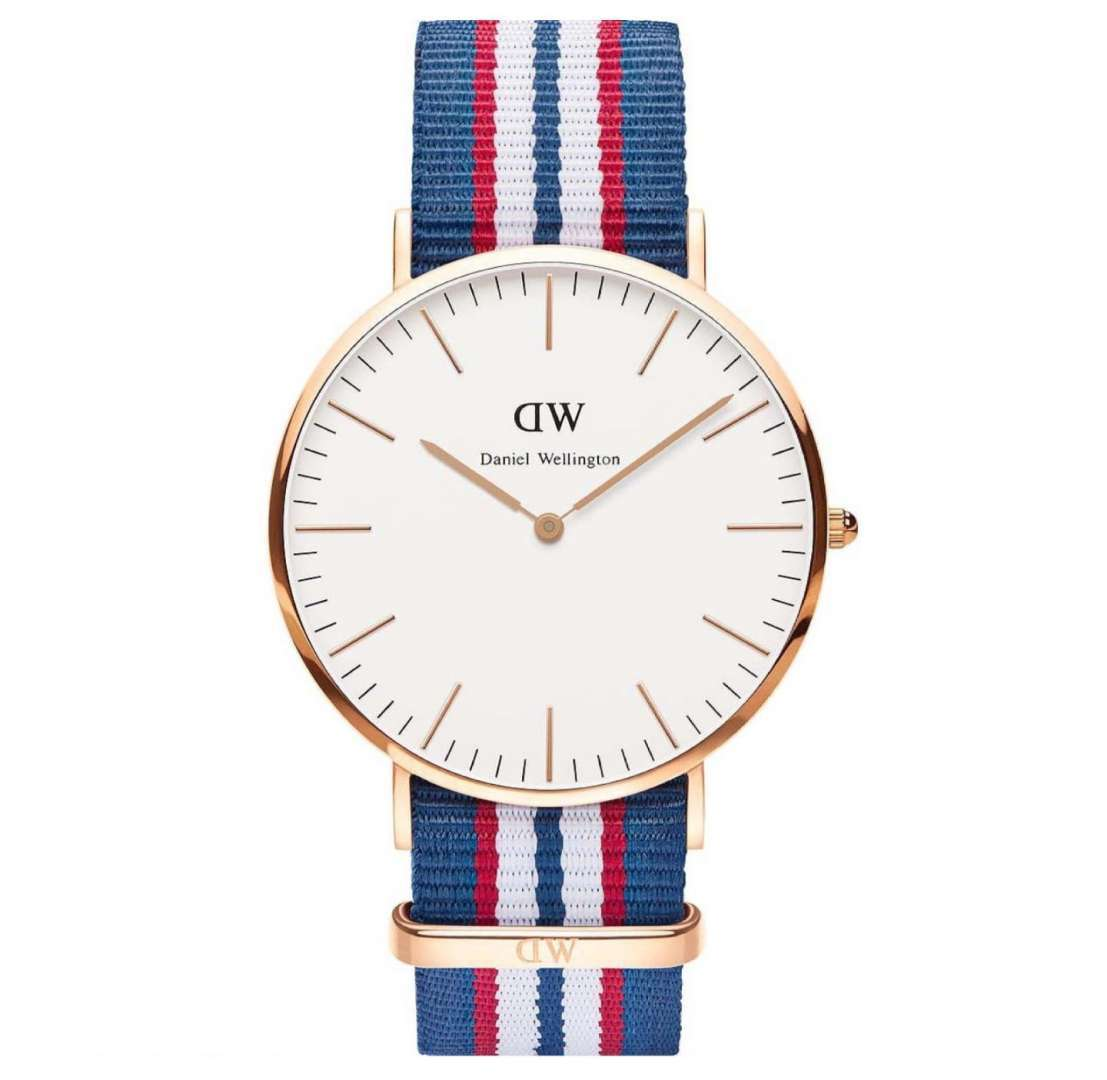 שעון יד אנלוגי daniel wellington 0113DW דניאל וולינגטון
